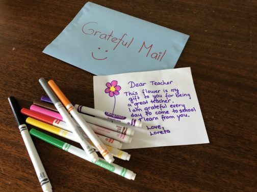 Grateful Mail