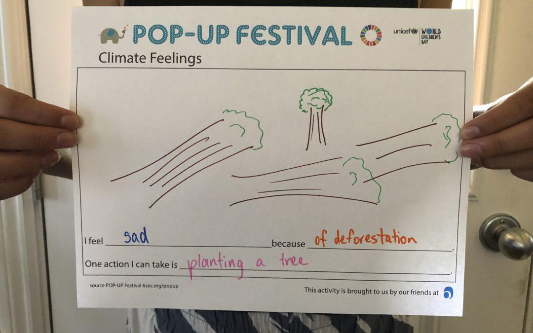 İklim Duyguları Posteri